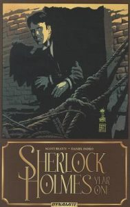 Sherlock Holmes, Year One- The Twelve Caesars