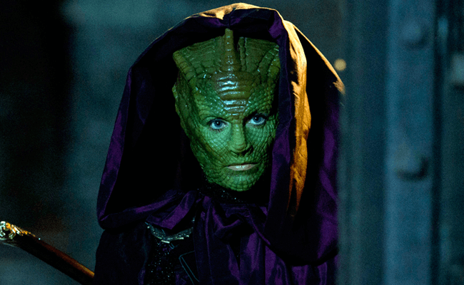 Madame Vastra from Doctor Who